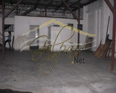 Galpão Industrial Para Locação, Jardim Piratininga, Osasco - Ga1390. - Ga1390