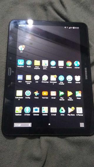 Galaxy Tab 4 Sm+t531 16g Com Wifi Sim Card Bluetooth
