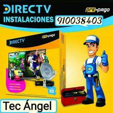 Servicio Técnico Directv Kit Prepago Lima Norte