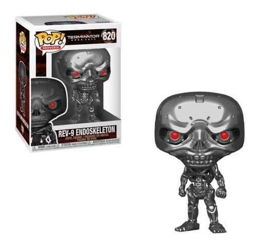 Imagen 1 de 1 de Rev 9 Endoskeleton - Funko Pop Original Terminator