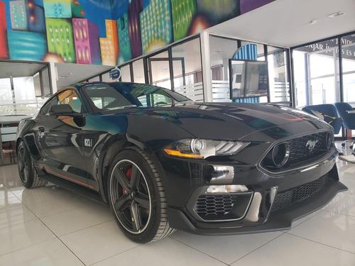 Imagen 1 de 11 de Ford Mustang Mach 1 2021