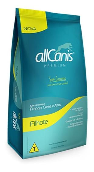 Ração Allcanis Filhote/lactação Premium 15kg