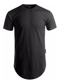 Camiseta Oversized Swag - Camisa Longline Vcstilo Original