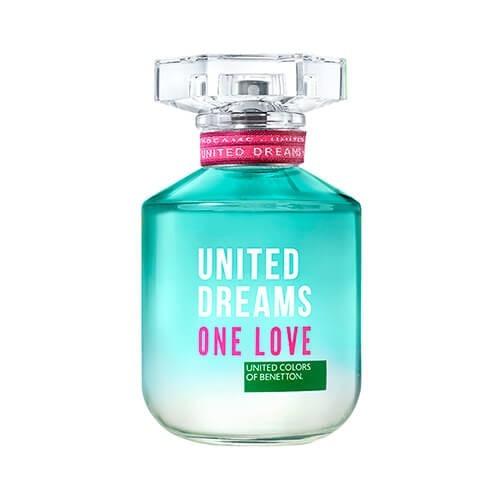 Perfume Benetton One Love Her Feminino
