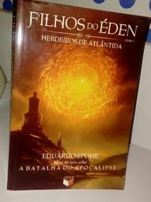 Livro 1 Coleção Filhos Do Eden