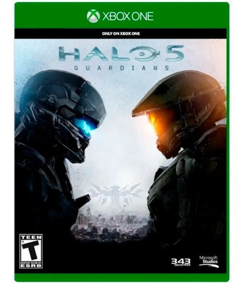 Jogo Halo 5 Guardians Xbox One Mídia Digital-envio Imediato
