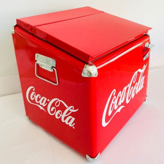 Hielera Fashion Mini 24 Coca Cola