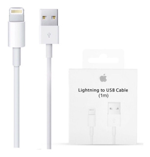 Cable Original iPhone Plus 8 6s 7 X Xs Max iPad Xr