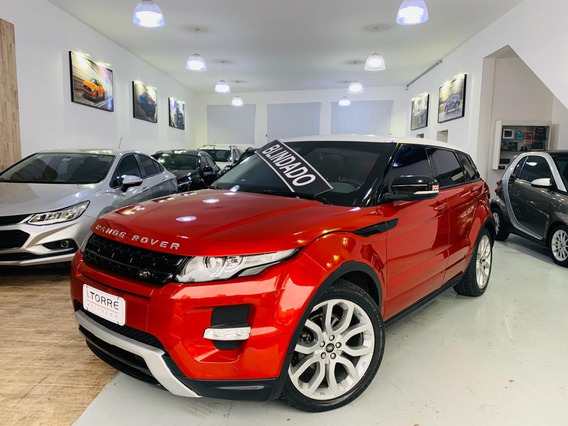 Land Rover Evoque2.0 Dynamic Tech 4wd Blindada Solution N3a