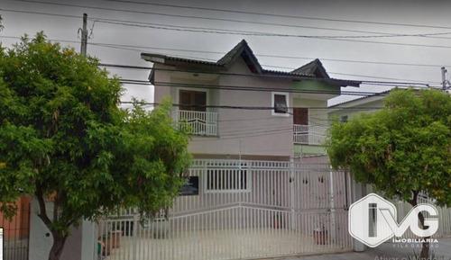 Sobrado Com 3 Dormitórios À Venda, 130 M² Por R$ 630.000,00 - Gopoúva - Guarulhos/sp - So0168