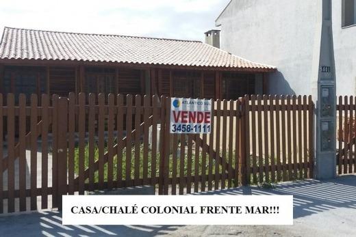 Venda Casa De Alvenaria Matinhos Brasil - 2570r