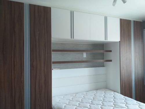 Imagem 1 de 14 de Apartamento 2/4 Semi Mobiliado, Especiale Lauro De Freitas