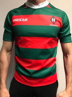 Camiseta Huirapuca Rugby Club De Tucuman.