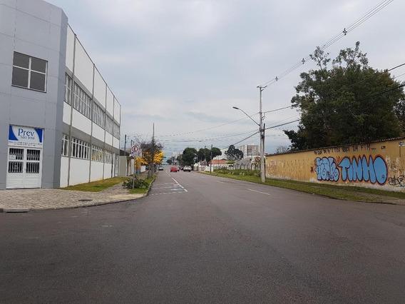 Terreno Comercial À Venda, Centro, São José Dos Pinhais. - Te0103