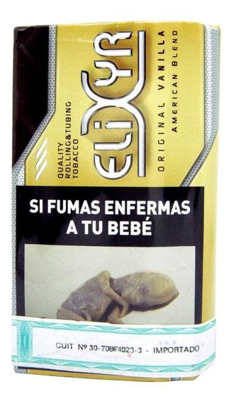 Elixyr Vainilla Vanilla Importado 30 Grs Tabaco Para Armar