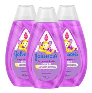 Kit: Shampoo Johnson