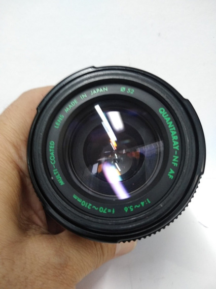Lente Para Nikon 70-210mm