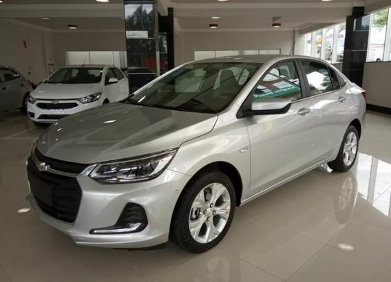 Chevrolet Onix Plus Premier 1.0 Turbo Manual