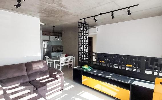Apartamento Para Aluguel - Mooca, 1 Quarto, 70 - 893099802