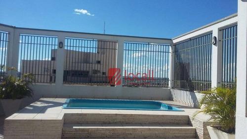 Apartamento Com 3 Dormitórios À Venda, 230 M² Por R$ 1.100.000,00 - Vila Imperial - São José Do Rio Preto/sp - Ap1267
