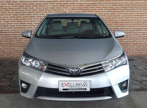 Imagem 1 de 11 de Toyota Corolla 1.8 Gli 16v Flex 4p Automático