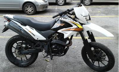 Moto Bera Dt Enduro 200cc 2014
