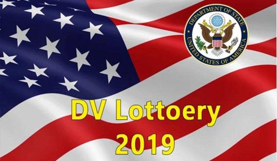 Foto Lottery Green Card Visa Estados Unidos