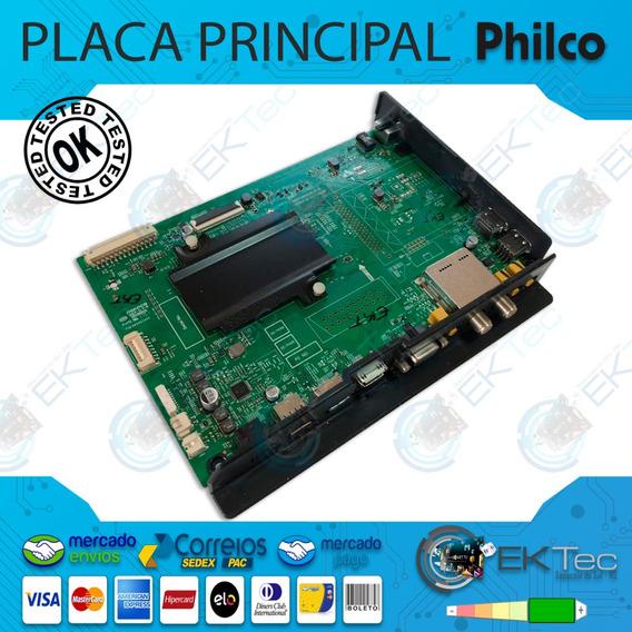 Placa Principal Tv Philco Ptv55u21dswnt 4k Original Testada