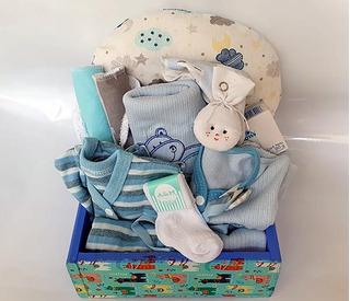 Ajuar Bebe Regalo De Nacimiento 13 Piezas