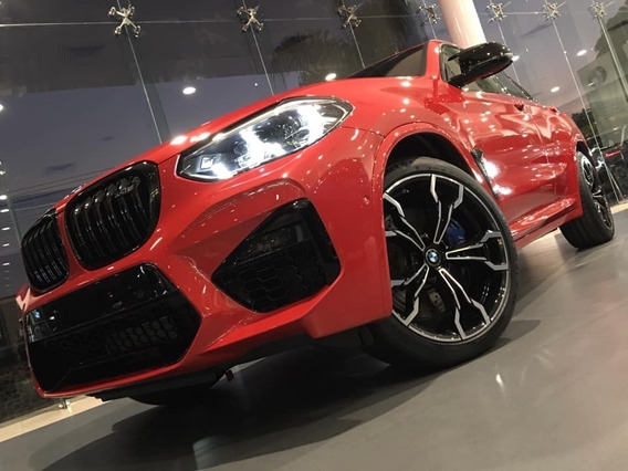 Bmw X4 M Competition 2020 Sport Turbo Coupe