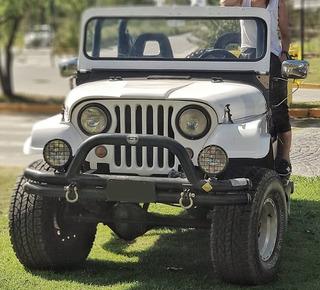 Trompa Jeep Ika Fibra
