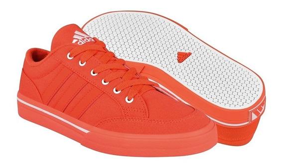 Tenis Casuales adidas Unisex Textil Naranja B24429