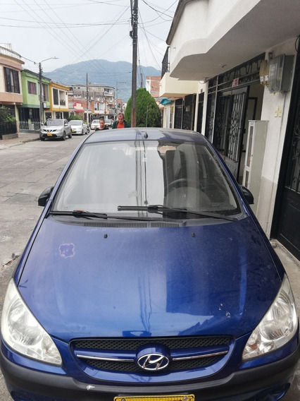 Hyundai Getz Hatch Back