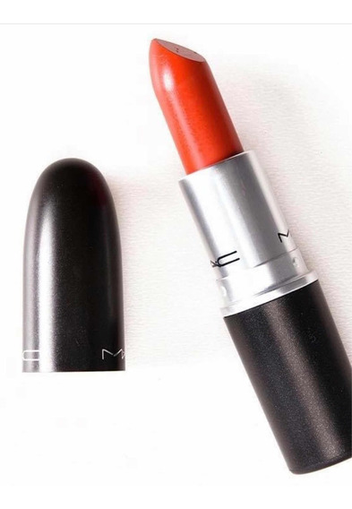 Mac-labial En Barra Matte So Chaud-maquillajes100%originales