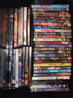 Películas De Colección Dvd Originales 38 Títulos Remate