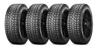Kit X4 Pirelli 215/80 R16 Scorpion Atr Neumen F100-hilux