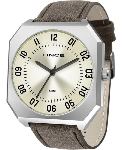 Relógio Masculino Lince Mqc4498sc2nx