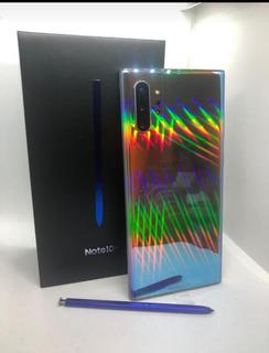 Samsung Galaxy Note 10+(950)liberado+garantía+tienda Fisica