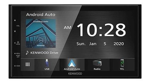 Radio Kenwood Dmx5020s Carplay, Android Auto Y Mirrorlink