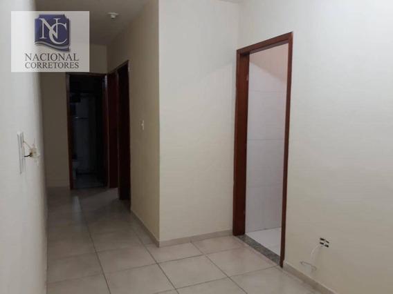 Apartamento À Venda, 44 M² Por R$ 180.000,00 - Vila Silvestre - Santo André/sp - Ap6744