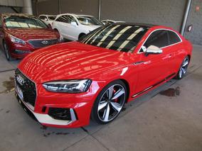 Audi Serie Rs 2018