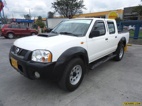 Nissan Frontier Np300 Mt 3000cc 4x4 Diesel