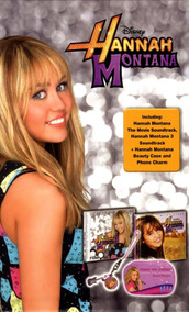 Fan Box Hannah Montana (2 Cds, Bolsa, Pingente E Poster)