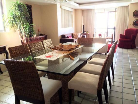 Apartamento Em Manaíra, João Pessoa/pb De 213m² 4 Quartos À Venda Por R$ 620.000,00 - Ap300914