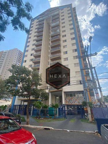Imagem 1 de 25 de Apartamento 3 Quartos Setor Bueno - Goiânia/go - Ap0511