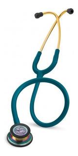 Estetoscopio Littmann 3 M Classic 3 ® Azul Arcoiris Edition