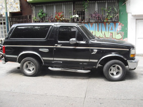 Ford Bronco 92, Operativa De Todo .