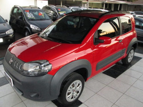 Fiat - Uno Way 1.0 8v (flex) 2p 2012