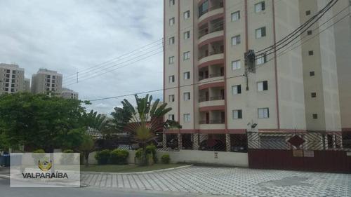 Imagem 1 de 12 de Apartamento, 62 M² - Venda Por R$ 220.000,00 Ou Aluguel Por R$ 850,00/mês - Parque Santo Antônio - Taubaté/sp - Ap0770