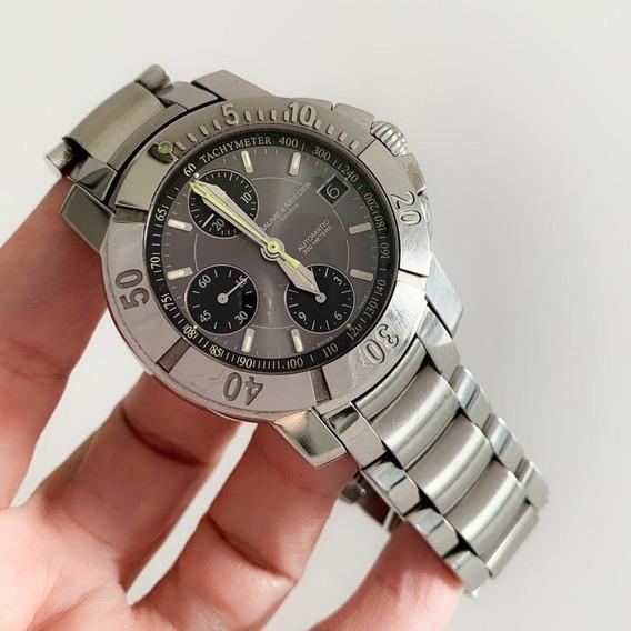 Baume & Mercier Capeland Chronograph Automático Impecável 41